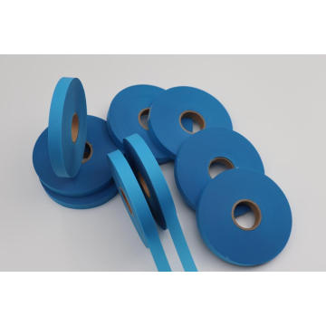 Blue Hot melt Non-woven seam sealing tape